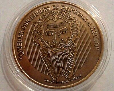 500 Aniv 1493 COLONIA 1993 Doctor EMETERIO BETANCES Cabo Rojo PUERTO RICO Libre