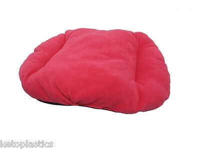 Dog / Cat  Bed / Basket Choose Bed Colour And Cushion Colour Of Your Choice 5