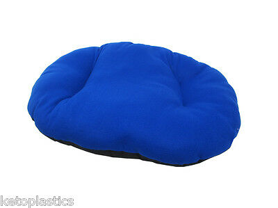Dog / Cat  Bed / Basket Choose Bed Colour And Cushion Colour Of Your Choice 6