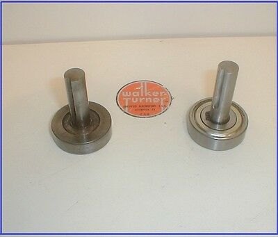 """Walker-Turner 14/"""" Urethane Band Saw Tires replaces 2 OEM parts Made in USA"""