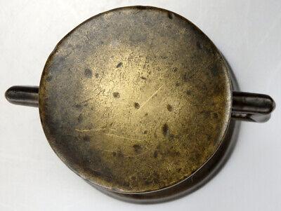 Originaler Gotischer Mörser Bronze Sammlung Süd Deutsch Um 1550 5