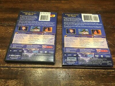 Aladdin (DVD, 2004, 2-Disc Set, Special Edition English/French/Spanish) Mint Con 4