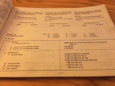 Yamaha LBIII-M Bop 1V3 1V4 1V5 1V6 1V7 1977 supplement revue  technique manuel