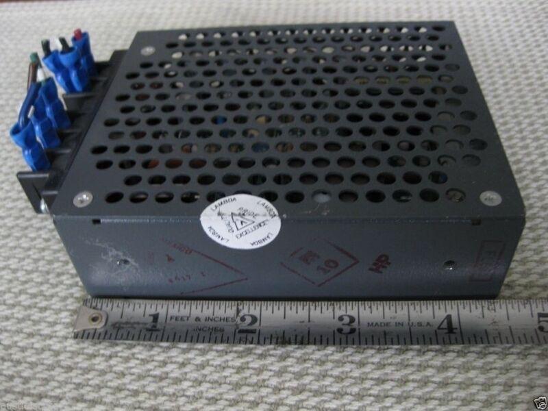LAMBDA LUS-9A-5 Power Supply 5AMP 85-132VAC 5VDC
