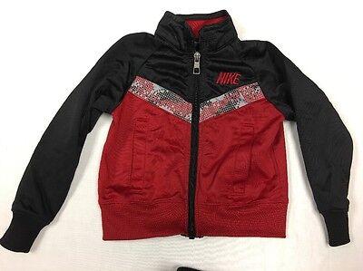 2e5dea9e659 ... Nike Boys 2-Piece Tracksuit Jacket & Pants Set Outfit Sweatsuit Size 2T  * 2
