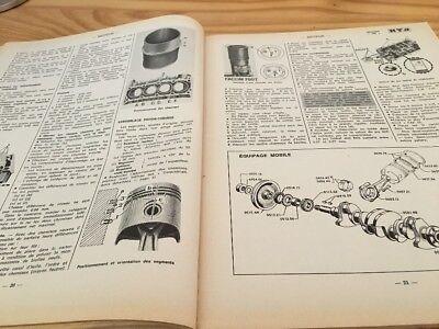 Revue technique CHRYSLER 160 160 GT 180 RTA 306 1971 SALON 1971 Neuve de stock