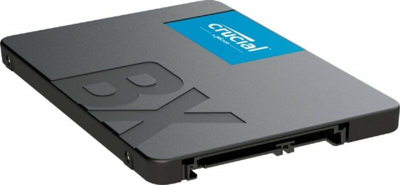 """CRUCIAL BX500 2.5"""" SSD 540MB/s Read 500MB/s Write 120GB SOLID STATE DRIVE NEW AU 2"""