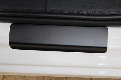 Für  Ford  Ka+  Einstiegsleisten Lackschutzfolie  Schutzfolie  Schwarz-Matt 2167 3
