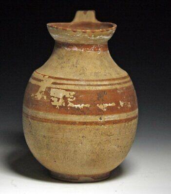 GREEK APULIAN VESSEL  5-4th CENTURY BCE - { Published Byron Farwell Collection } 3