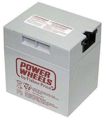 New Barbie Jammin Jeep Replacement Battery Power Wheels 12 Volt Mattel 4