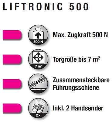 Hormann Ecostar Liftronic 500 Garagentorantrieb Neu Torantrieb