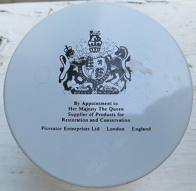 Renaissance Micro-Crystalline Wax Polish Used by British Museum, Queen Elizabeth 2