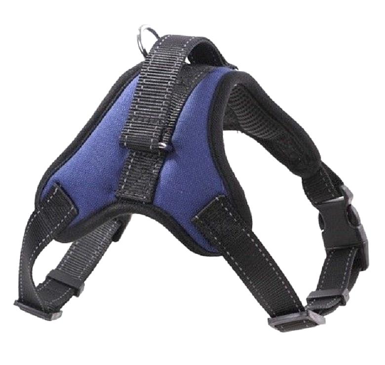 No Pull Adjustable Dog Pet Vest Harness Quality Nylon Small Medium Large XL XXL 7