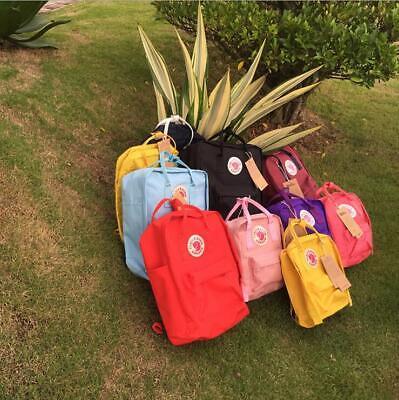 16L Fjal lraven~ fashion popular kanken backpack school sport leisure trend bag 4