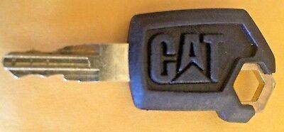 (5) Caterpillar - CAT Heavy Equipment Keys 5P8500 New Style Logo Ships Free!