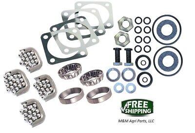 Steering Gear Bearing / Box rebuild Kit Ford 640 641 650 651 840 841 851 860 861 4
