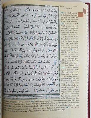 SPECIAL OFFER! Tajweed Quran with English Translation & Transliteration (Large) 2