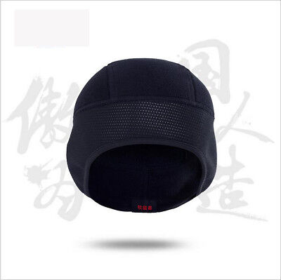 6f1d345df762b Hats   Caps 2PCS Winter Fleece Thermal Cycling Running Ski Ear Warm Cap  Outdoor Sports Hat