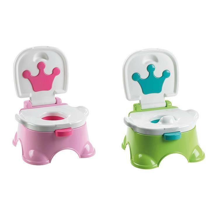 Pot de Toilette fauteuil Chaise musical pour bébé enfant thème Toilet Trainer 8