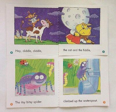 Nursery Rhyme Childrens Books Beginning Readers Lot 12 5
