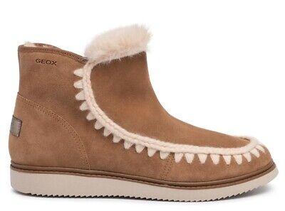 GEOX RESPIRA THYMAR J944FF scarpe donna stivali stivaletti