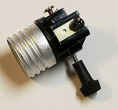 3 Terminal Turn Knob Interior Lamp Socket For Wiring Bottom Light 30684J 4
