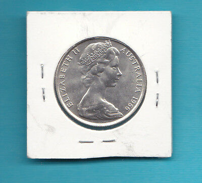 Uncirculated 1966 Silver 50 Cent Coin Nice 2