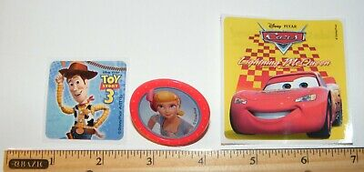 Disney Toy Story 4 Movie Figure Set of 10 With New Character Forky and Bonus 6