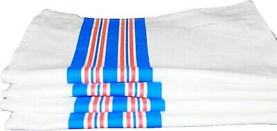 12 NEW Baby / Infant Receiving Swaddling Hospital Blankets 30''x40'' 100% Cotton 3