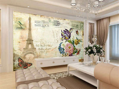 Stiff Concise Tower 3D Full Wall Mural Photo Wallpaper Printing Home Kids Decor