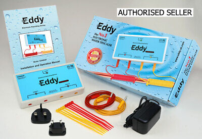 ED6002P-UK  EDDY ELECTRONIC WATER DESCALER - Alternative to a Water Softener 2