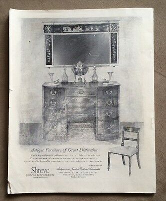 Rare ANTIQUES  Magazine from January 1960 Vol. LXXVII, No. 1 Collector's Guide 4