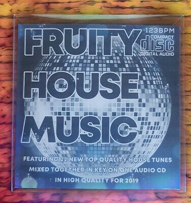 Fruity House Music 2019 NEW DJ MIXED CD 🌟 Real House Club Dance Floor Music 🌟 2