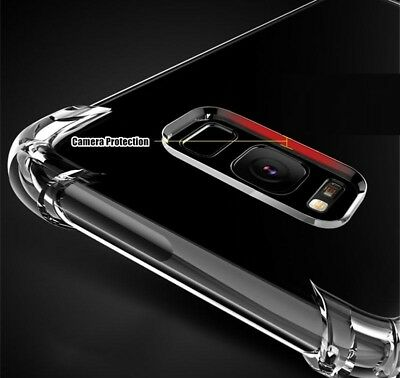 360° TPU HARD Case Shockproof Full Protector Cover For Samsung Galaxy S9 S9 plus 4