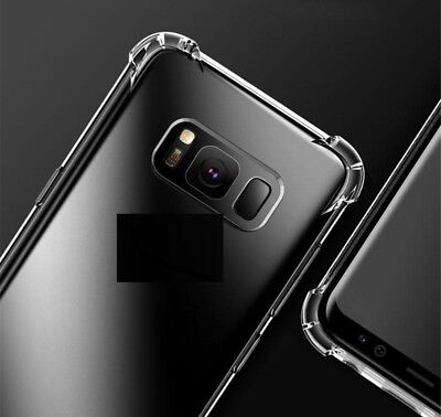 360° TPU HARD Case Shockproof Full Protector Cover For Samsung Galaxy S9 S9 plus 6