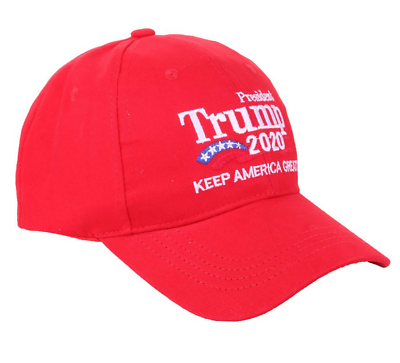 Donald Trump 2020 Keep Make America Great Cap President Election Hat Red 2