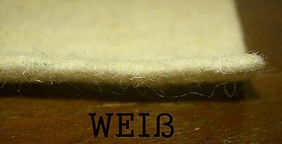 Filz Natur Produkt 100/% Schurwolle Wollfilz Meterware Filzmatte Schafwolle