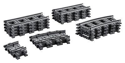 LEGO City 60197 Personenzug + 60205 Trains Schienen Tracks N9/18 5