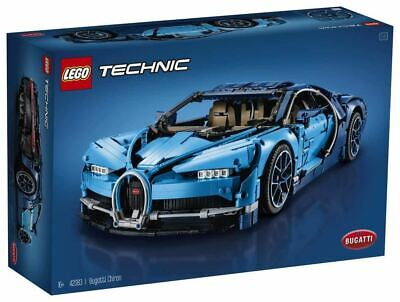 LEGO Technic Bugatti Chiron Sports Race Car Set 42083 3