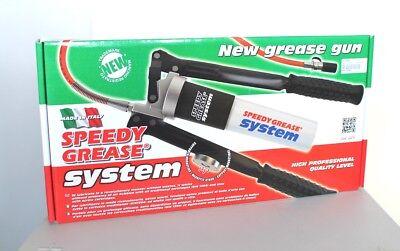 Kit Ingrassatore A Leva Pompa Ingrassaggio Speedy Grease System Con Magnete 2