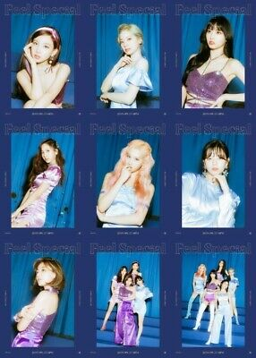 US SHIPPING Twice Feel Special Album CD+Poster+Book+Lyric+Card+PreOrder 3