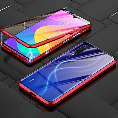 COVER per Xiaomi Mi Note 10 / Pro ORIGINALE MAGNETICA DOPPIO VETRO TEMPERATO 9H