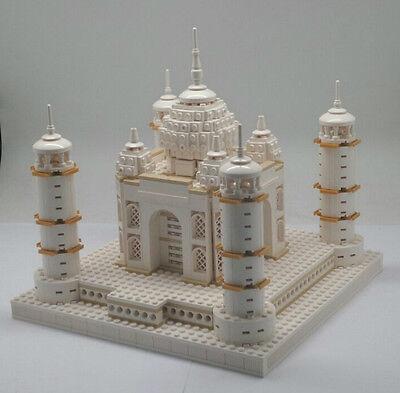 Oxford Block TAJ MAHAL BM35211 Brick For Mania Korean Building Toy India 1134pcs