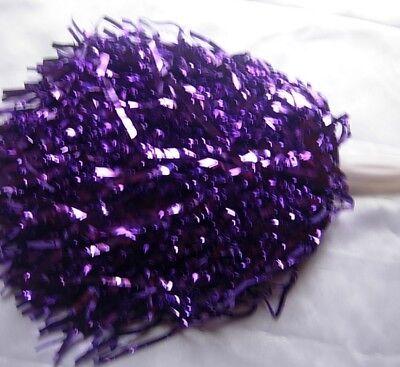 1 Pair Cheerleader Pompoms Hen party Fancy Dress Pom Pom Accessory Dance 8