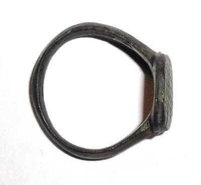 Ancient Byzantine Empire, Bronze Ring