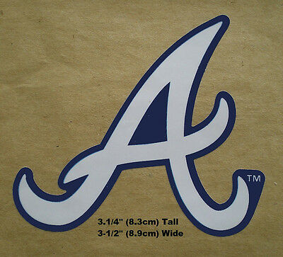 Baseball Team Logo Decal Stickers MLB Licensed Choose from all 30 Teams 2