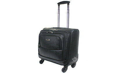 1 Of 9free Shipping Wheeled Laptop Briefcase Business Office Bag Trolley Case Travel Cabin 8833