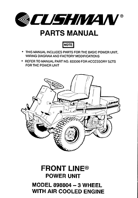 cushman gas diesel electric golf cart service repair owners manuals 92 up  on 1g 12 12 of 12 see more