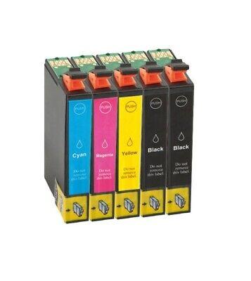 tinta cartuchos non oem Epson Stylus s22 sx125 sx130 sx230 sx235w sx430 sx445 7