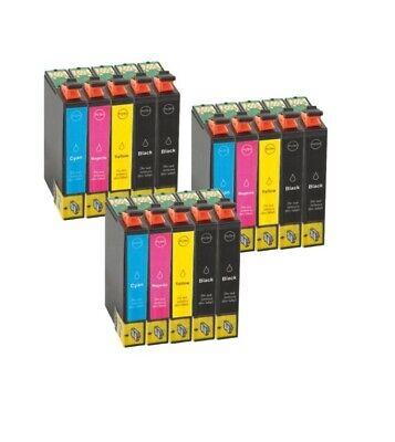 tinta cartuchos non oem Epson Stylus s22 sx125 sx130 sx230 sx235w sx430 sx445 4